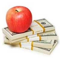 Spending more on food linked to healthier weight