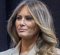 Melania Trump recovering from Kidney Surgery