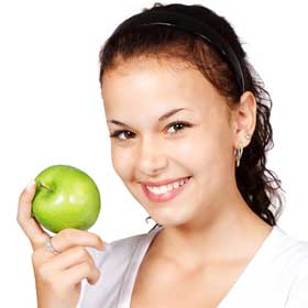 Healthy diet reduces asthma symptoms by 30 percent