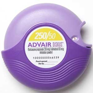 Advair Diskus Approved For Younger Asthma Patients Also