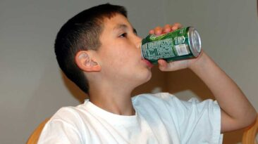 Energy drinks may increase heart function abnormalities and blood pressure