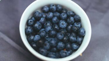 Eating 150g blueberries every day improves heart health