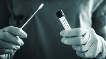 In US saliva test for COVID-19 approved
