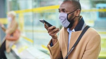 Wearing face mask compulsory for travelers in US