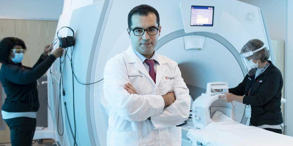 Severe lung disease from COVID-19 leads to serious brain complications
